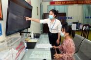 Hà Nội tạm dừng trả kết quả thủ tục hành chính trực tiếp trong thời gian giãn cách