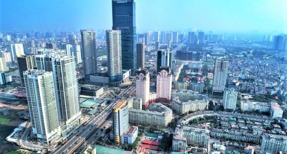 Hà Nội nghiên cứu mô hình 'thành phố trong thành phố'
