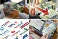 Ngành ngân hàng đang giải 'bài toán' chưa có tiền lệ