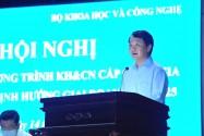 Chương trình KH&CN về dân tộc đạt được nhiều kết quả quan trọng