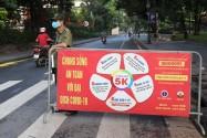 Hà Nội tiếp tục giãn cách xã hội đến ngày 06/9