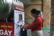 Những 'cây ATM' đặc biệt trong tâm dịch TPHCM